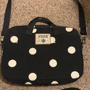 """PINK 13"""" laptop bag"""